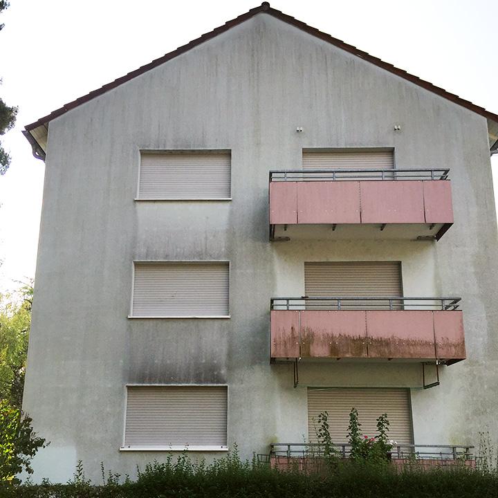 Willkommen Fassadenreinigung Algenfix